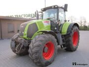Claas Axion 840 C-Matic 2009 (1)