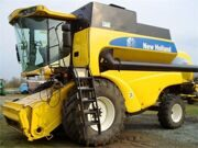 New Holland CS 660 2006 (2)